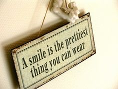 World Smile Day. Do an act of kindness. Help one person smile! http://www.wishesquotes.com/special-days-of-the-year/world-smile-day