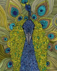 Peacock :) by Valentina Ramos