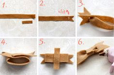 Simple Projects Week: Bows!