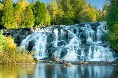 Bond Falls - Michigan's Upper Peninsula