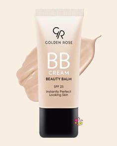 GOLDEN ROSE BB Cream Krem Beauty Balm 01 Light