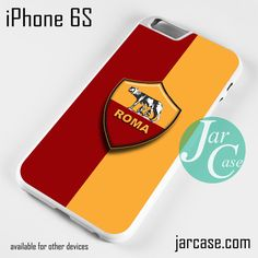 As Roma Phone case for iPhone 6/6S/6 Plus/6S plus