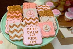 Vintage Chic Bicycle Birthday Party {Supplies, Planning, Ideas, Decor}