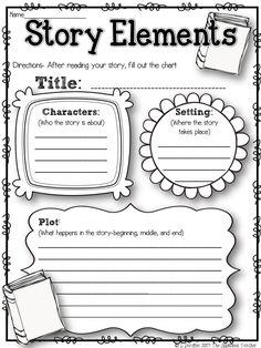 StoryElementsRecordingSheet.pdf - Google Drive