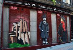 Huertas 38. Barrio Huertas y Las Letras. Madrid 2015