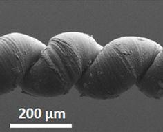 Crean músculo artificial de nanofibras 200 veces más fuerte que el músculo humano