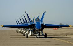 The Blue Angels will perform at the 2013 SJAFB Air Show!