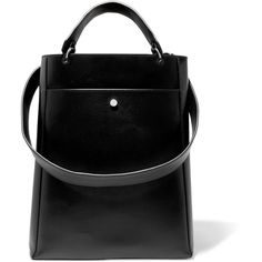 Elizabeth and James Eloise large leather tote ($595) ❤ liked on Polyvore featuring bags, handbags, tote bags, tote purses, leather tote, leather tote purse, tote bag purse and leather tote handbags