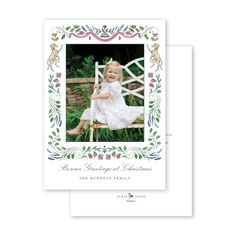 Burnett Photo Cards - Send holiday greetings with our artist illustrated, customizable photo cards! Holiday Photo Cards, Christmas Cards, O Design, Design Crafts, Note Cards, Stationery, Invitations, Illustration, Prints