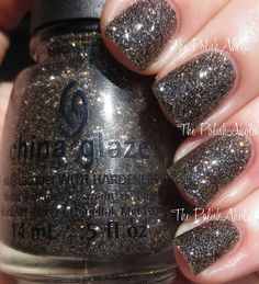 China Glaze The Giver Collection Swatches   Boundary of Memory {The Polishaholic}