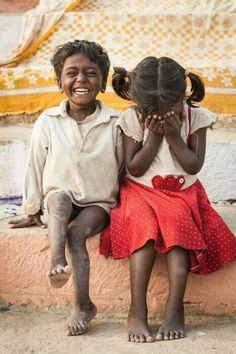 we all smile. we all laugh. no matter where in the world. spread the joy!