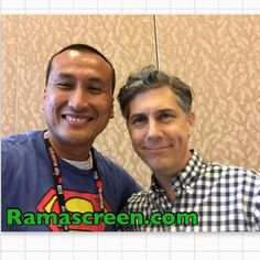 Rockin' it with Chris Parnell at #comiccon #comiccon2016 #sdcc #sdcc2016 #chrisparnell #saturdaynightlive #snl #rickandmorty