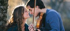 Musical Engagement Shoot