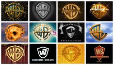 Brand New: Warner Bros. Logo Evolution