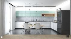 Kuchnia styl Industrialny - zdjęcie od Modeco Creative Studio - Kuchnia - Styl Industrialny - Modeco Creative Studio