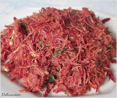 Como dessalgar carne seca rapidamente - Delícias 1001Delícias 1001
