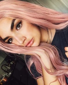 CANDY PINK ONEOur customer @haileebobailee is perfectly rocking our pink wavy wig.Do you want to try this wiggirls? wig sku:edw1082Use Coupon Code:HA30 to get 30% Off on your order. www.everydaywigs.com#everydaywigs#straightwig#longwig#hair#longhair#hairstyles#lacefrontwig#beauty#frontlacewigs#syntheticwigs#synthetic#pretty#color#bigsale#pink#makeup#customer#makeup#hair#haircut#fashion#cosplay#insta#love#instamakeup#cosmetic#swag#makeuptutorial #trendywig#sale