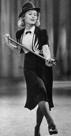 Marika Rökk was a German-Austrian film actress , singer and dancer.