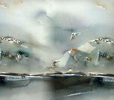 """Fjord"" by Lena Amstrand."