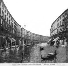 London meets Venice.