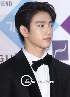 [161226] GOT7 JINYOUNG @ red carpet of SBS Gayo Daejun