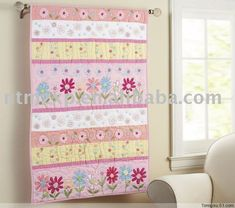 Baby Girl Quilts | Free Quilt Patterns, Baby Quilt Patterns, Applique. - FaveQuilts.com.