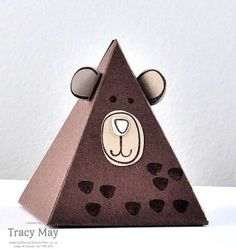 Pyramid Pals & Playful Pals from Stampin' Up! Tracy May Hostess Gift