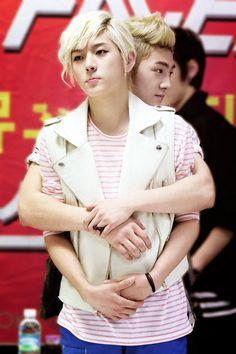 ren and baekho