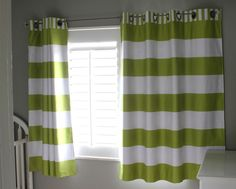 Lined, Grommet Top Curtain Tutorial AND New Bekko Home Dec for Michael Miller | Vanilla Joy