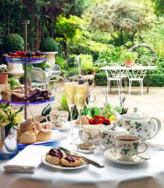 Guide to the Best of Britain - Traditional Home® Number 16 Hotel- London-Afternoon Tea