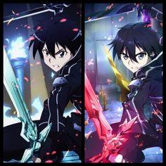 Manga Anime, Sao Anime, Anime Character Names, Anime Characters, Online Anime, Online Art, Sword Art Online Wallpaper, Sword Art Online Kirito, Anime Qoutes