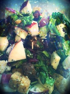 The Peddler's Wife: Christmas Time Salad