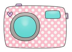 """Photo from album """"PJ Party on Yandex. Cute Little Drawings, Cute Drawings, Paper Camera, Crochet Camera, Sharpie Drawings, Cute Camera, Instagram Party, Pj Party, Iphone Icon"""