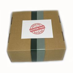 BBKase Gluten Free Kraft Box Colorado Gift Basket Ideas #Baskets #GiftBasket #CorporateGiftBasket #BasketKase #Colorado   https://bbkase.com Customizing Corporate Gift Baskets