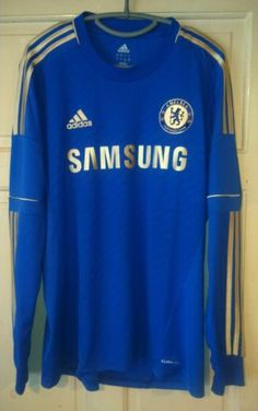 info for 212ae f79a5 Rare l s chelsea 2012 home  football  shirt.by adidas  .