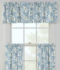 Ashley Petite Floral Tailored Valance_224102