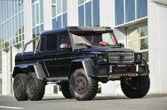 Brabus B63S 700 6X6M