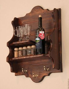 Looking For Amazing Online Woodworking Projects and Ideas ? Diy Furniture Plans, Wood Furniture, Wood Projects, Woodworking Projects, Woodworking Skills, Old Pallets, Pallet Shelves, Modern Decor, Wood Crafts