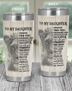 ALWAYS REMEMBER YOU ARE BRAVER THAN YOU THINK 20oz Tumbler – Forever Love Gifts Love My Daughter Quotes, Love Mom Quotes, To My Daughter, Life Quotes, Inspirational Poetry Quotes, Always Remember You, Everything Changes, Insulated Tumblers, Backdrops For Parties