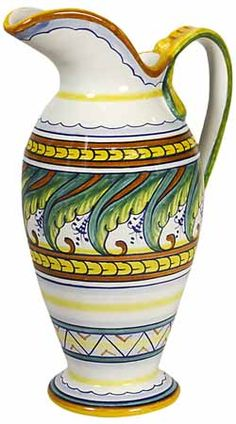 Ceramic Pitcher - Tavalo