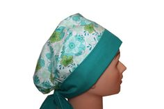Scrub Hat Surgical Scrub Cap Chemo Chef Vet Nurse Dentist Hat