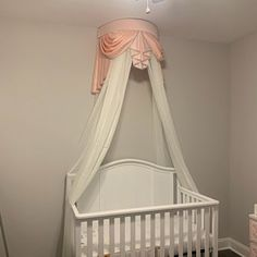 Elegant Crown canopy (price includes crown, curtains and canopy frame). Bed Crown Canopy, Canopy Frame, Voile Curtains, Valance, King Beds, Queen Beds, Carlisle, Girls Bedroom Storage, Bedroom Ideas
