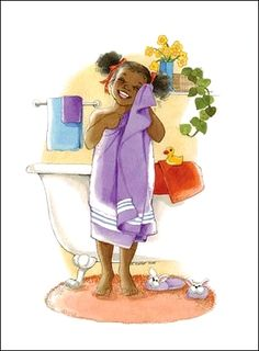 Bath Time Giggles by Sylvia Walker