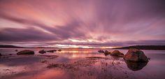 A dramatic sky over Arthurs Lake, Tasmania  Paul Campbell of Falkirk, Scotland