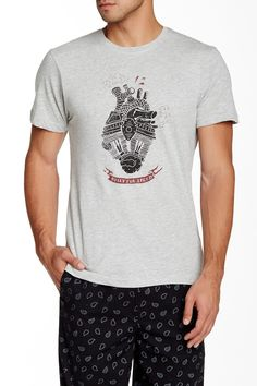 1b4574cc Lucky Brand Crew Neck Graphic Tee save -59% today. Spycob · T-shirts under  $10 for men