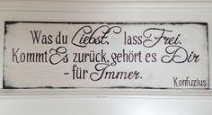 Holzschild - groß, Hochzeit, Spruch Wunschbeschriftung Shabby Schild - KUNSTetKREMPEL