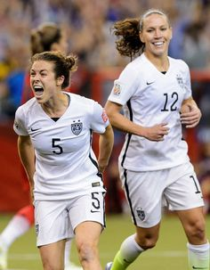States Women's National Team Into 2015 Women's World Cup Final ...