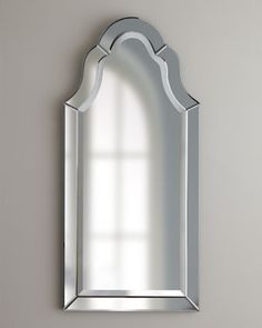 Shop Hovan Mirror at Horchow, where you'll find new lower shipping on hundreds of home furnishings and gifts. Decor, Floor Mirror, Frameless Beveled Mirror, Horchow, Decor Inspiration, Mirror Decor, Hall Mirrors, Powder Room Mirror, Mirror