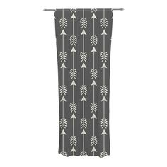 Found it at Wayfair - Tribal Arrows Curtain Panels