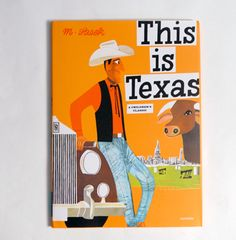 Texas travel book